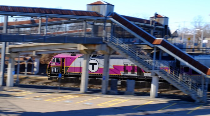 Railroad Photography Lesson: Making Modern Ugliness Interesting—Take a Pan photo.