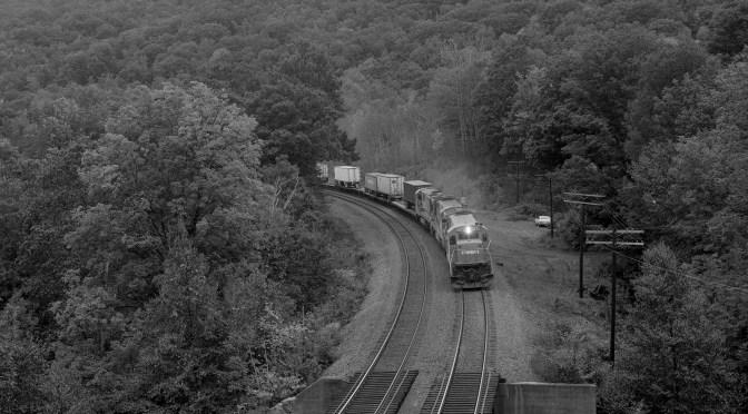 Boston & Albany West End-Conrail in the Berkshires.