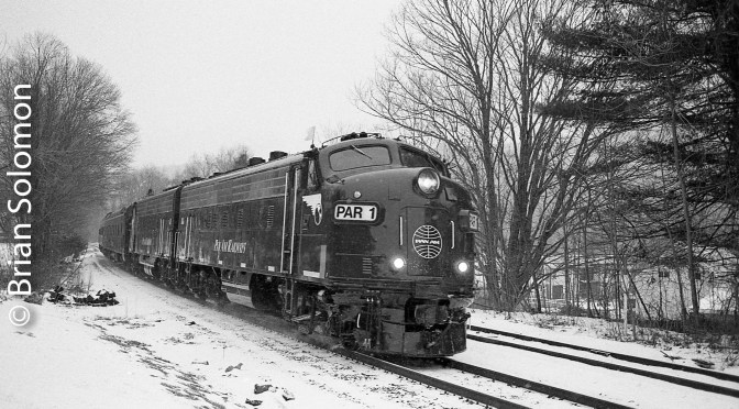 Tracking the Light Extra: Pan Am Executive F's executed in Black & White.