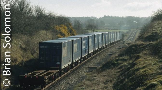 "Success and Follow Up ""One Year on Irish Railways; Looking back Ten Years"""