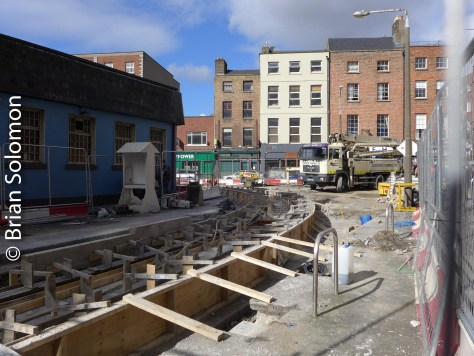 Marlborough Street, Dublin. Lumix LX7 photo.