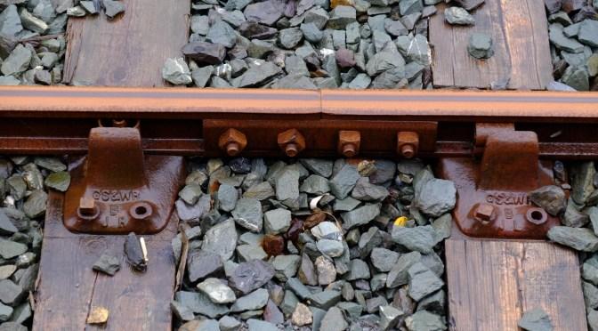Irish Rail in the Details; a Dozen Macro views exposed 9-10 April 2016.
