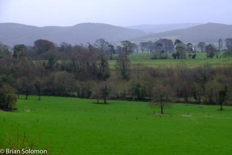 View near Clonmel, County Tipperary.