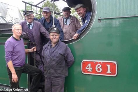 Train crews.