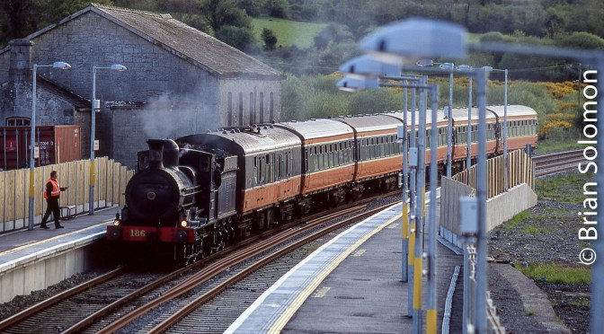 Irish Railways Looking Back Ten Years—Presentation in Cork on Monday 3 October 2016.
