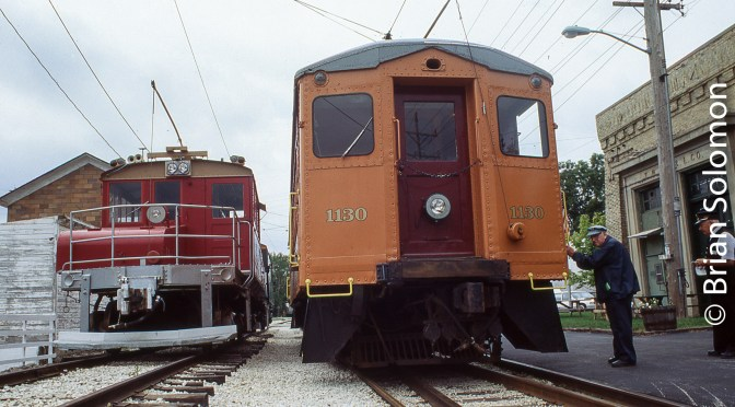East Troy Electric Railroad.