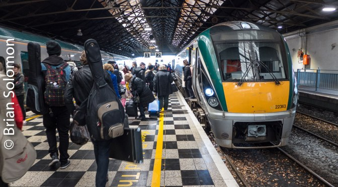 Irish Rail Limerick Colbert Station Revisited