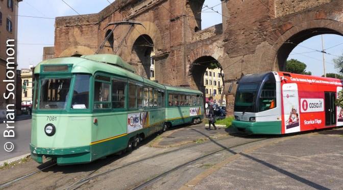 Roman Trams