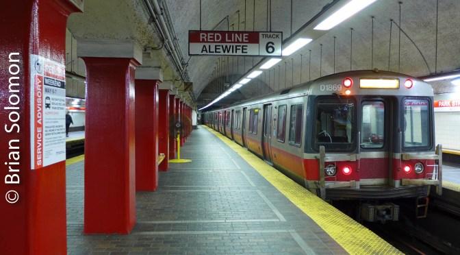 Lumix Underground; MBTA Park Street—Boston, Massachusetts.
