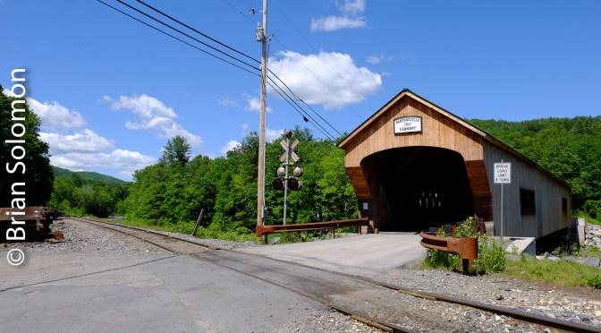 Bartonsville Covered Bridge—Seven Origninal Photographs.