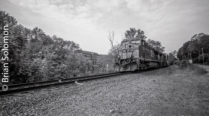 From the Negative File: CSX's former Boston & Albany.