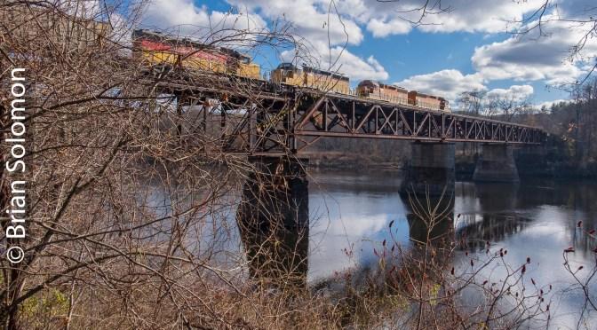 Connecticut River Crossing—Contrast Adjustment.