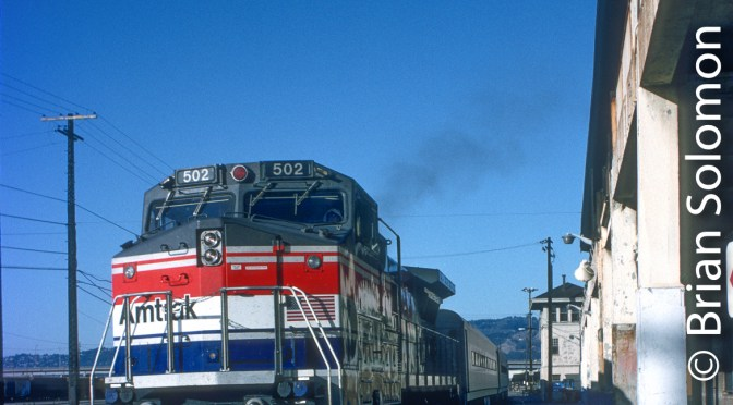 Amtrak Pepsi Can on Kodachrome—High Resolution Scan (and how I made it).