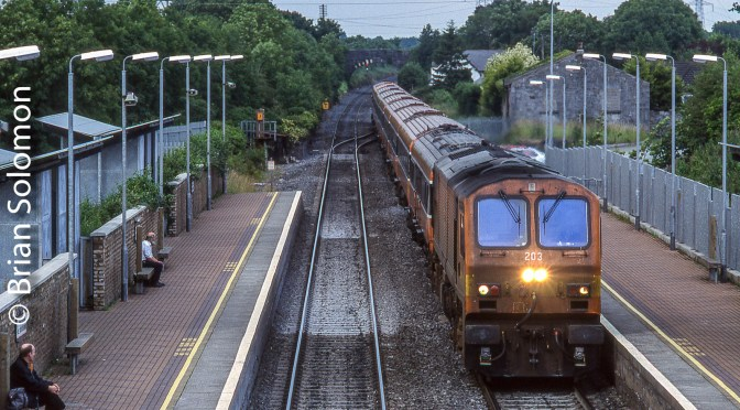 Class 201 Retrospective: Old reliable, 203.