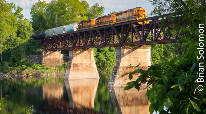 Connecticut River Composition.