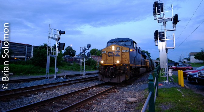 New Signals at Dusk—working with high ISO.