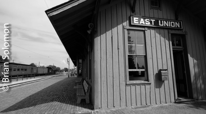 East Union—Digital Black & White.