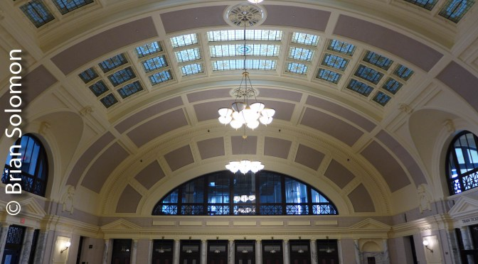 Worcester Union Station—Architectural Classic.