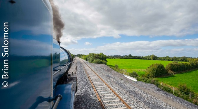 Room with a View: The Challenges on Photographing from/on a Steam Locomotive Footplate—12 Photos.