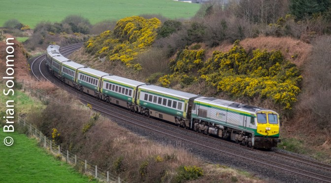 Irish Rail 224: 20 Years In Ireland: Irish Rail class 201 Retrospective