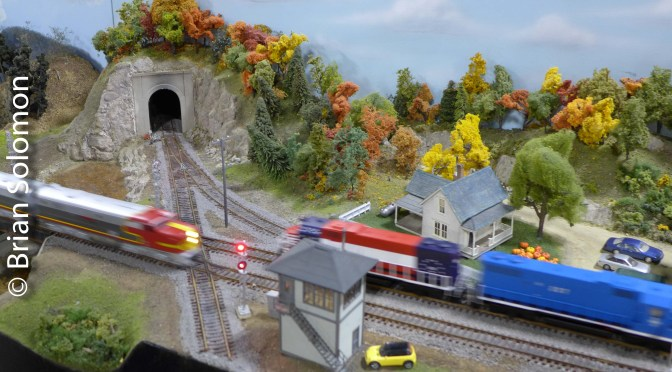 My 'culls' from the 2019 Amherst Railway Society Hobby Show.
