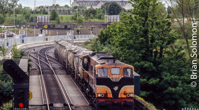 Irish Rail Bubble Cement 26 May 2005.