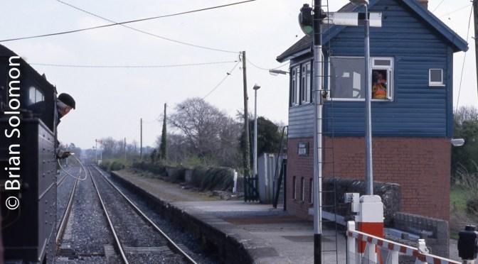 Steam Trip at Killucan—April 2003.