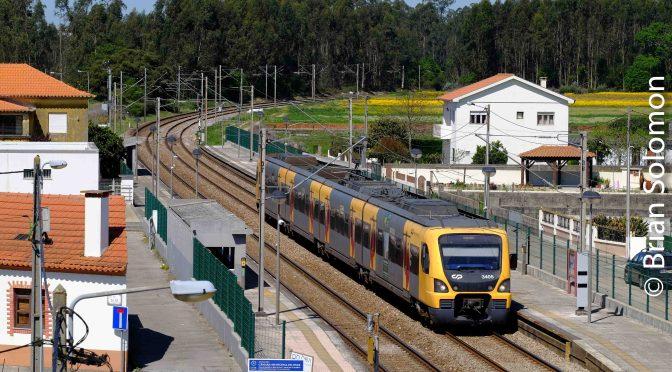 Electric Local at Valega, Portugal.