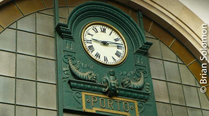 Porto's Magnificent Sao Bento Station—Five Photos!