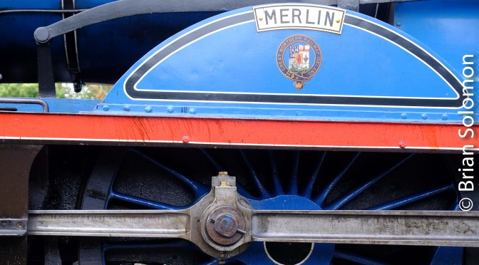 Merlin Under Steam
