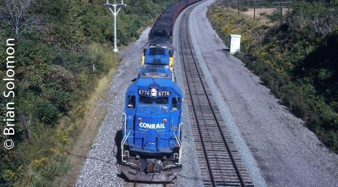 Conrail Rolling!