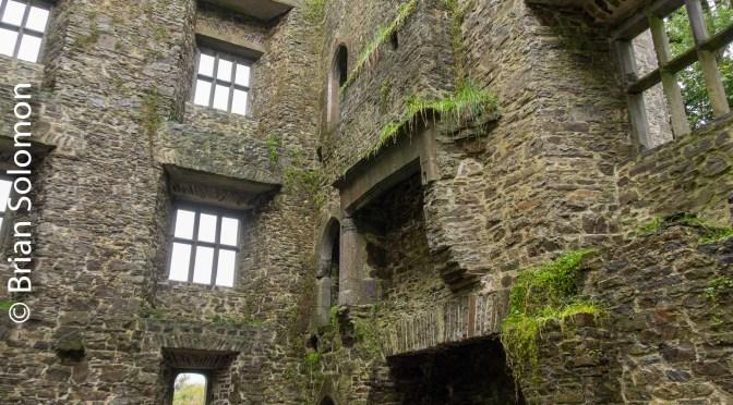 Kanturk Castle.