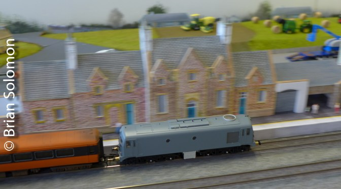 Model Railway Exhibition at Blackrock.