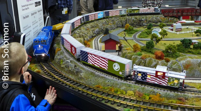 10 MOre Railroad Hobby SHow Photos!