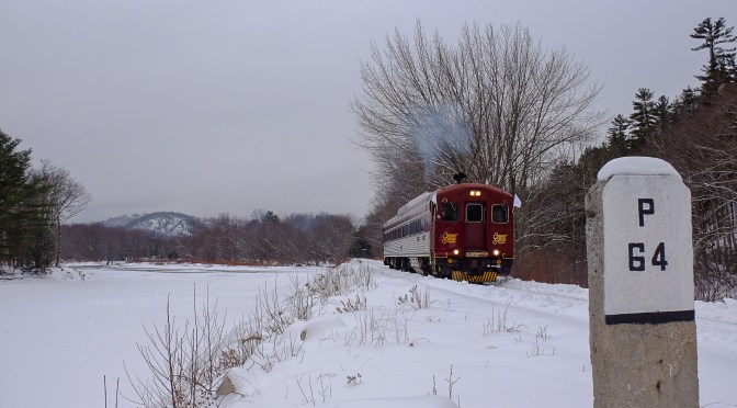 Snow Train Trial.