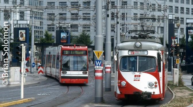 Mannheim—August 1998.