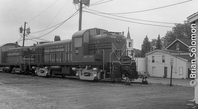 ALCO RS-3 Westfield, MASSACHUSETTS.