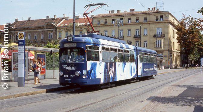 Zagreb August 2003.