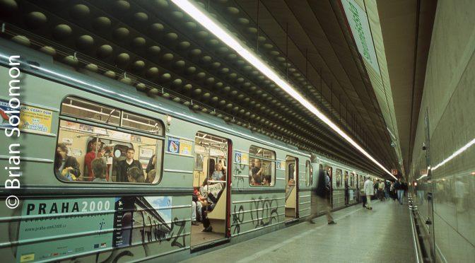 Prague Metro-2000
