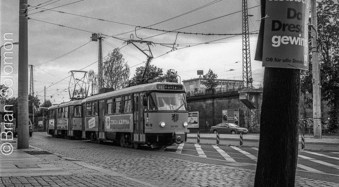 Dresden Tram-Two Versions