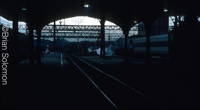Hoboken Terminal—1982