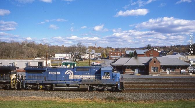 Mifflin, PA—Nov 2001