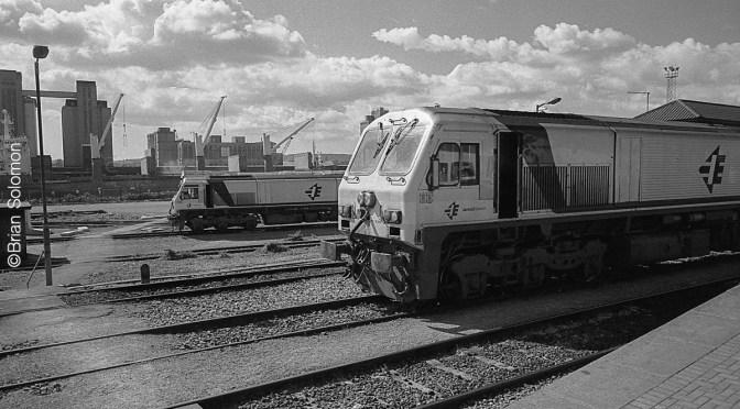 Kent Station, Cork—April 2002.
