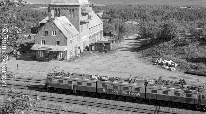 Arctic Ore at Torne Trask