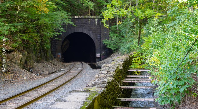 Hoosac Tunnel Then and Now