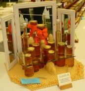 Selection of hive products