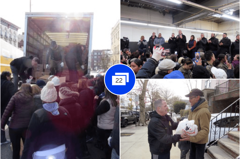 How one N.J. mayor put a turkey on every table in a city of 70,000 people