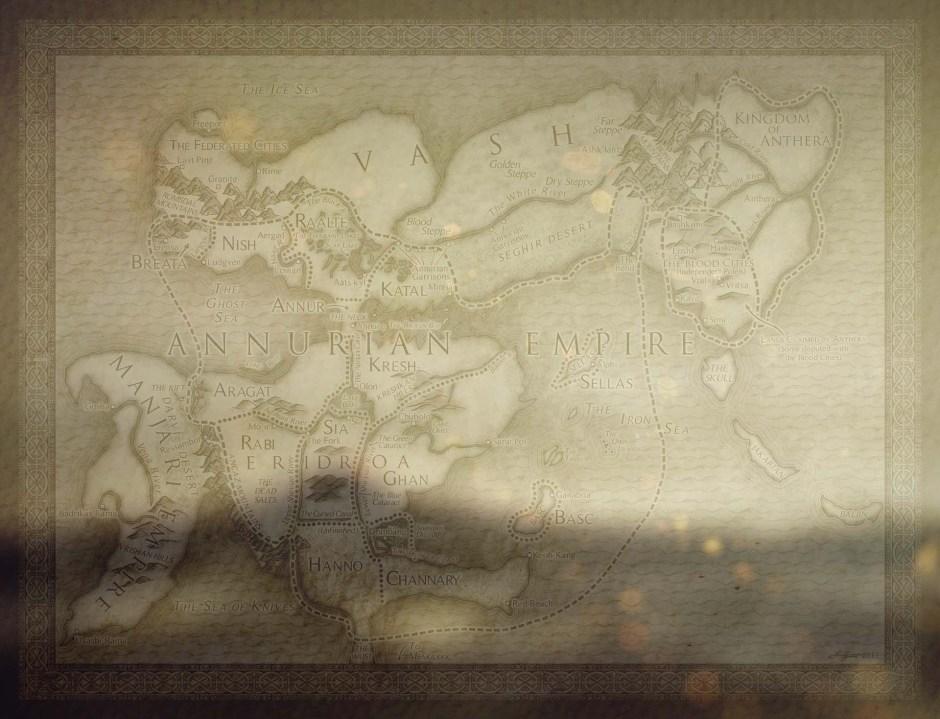 The Annurian Empire