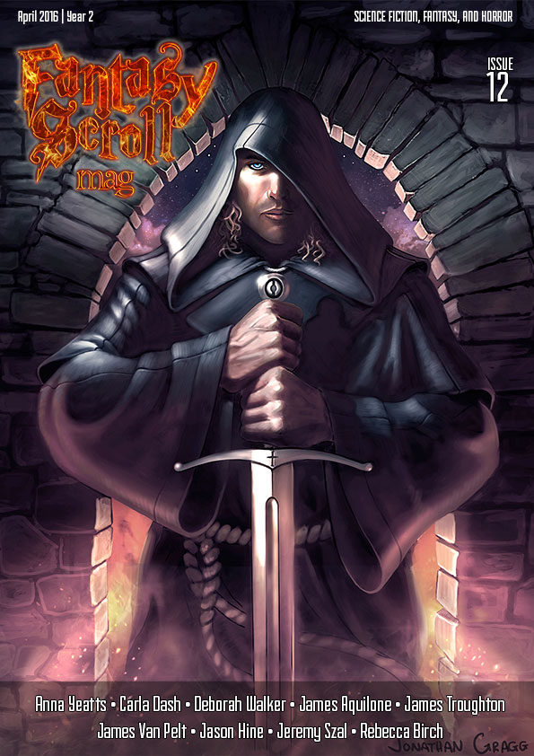 An Interview with Brian Staveley at Fantasy Scroll Magazine