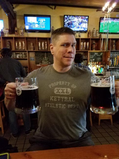 Yes, Beer is Part of the Kettral Athlete Program - Thank You, Glenn!